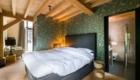 Slaapkamer Cottage De Heeren van Tuil