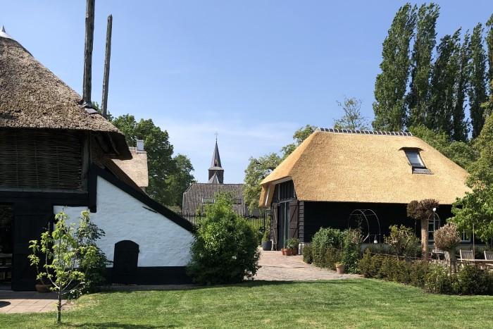 De Cottage van de Heeren van Tuil